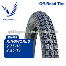 2.25-19 off road motorcycle tire