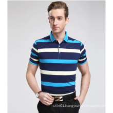 OEM 2015 Fashion Design High Quality Polo Shirt for Men