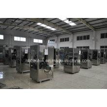 12000bph Automatische PVC-Hülsen-Flaschen-Etikettieren Schrumpfende Maschine