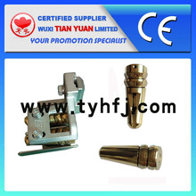 Pressurizing-Down Style Stainless Steel Temple Holder