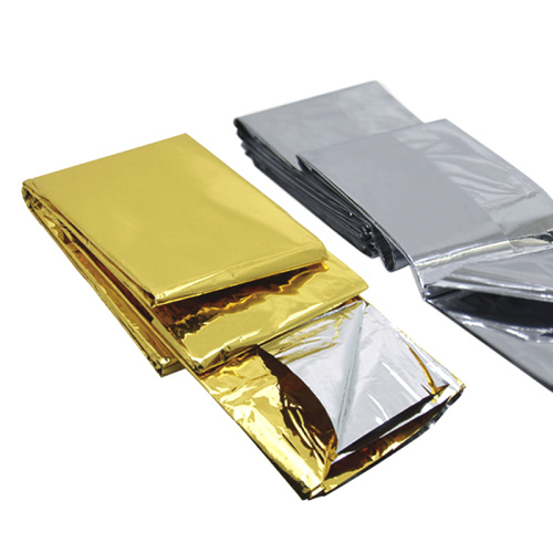 Goldfarbe Thermal Emergency Blanket Mylar