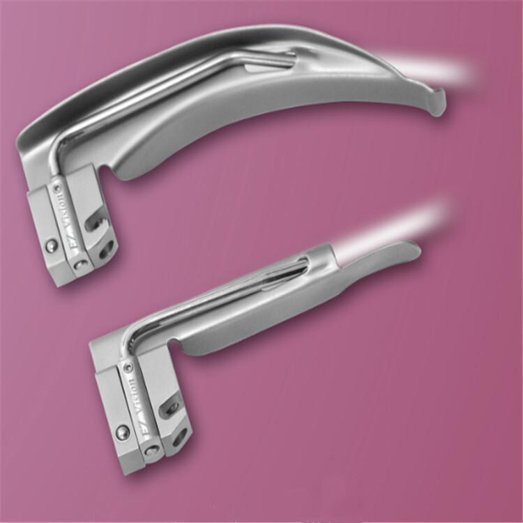Detachable Fiber Optic Laryngoscope