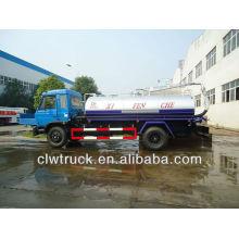 Dongfeng 10cbm фекальный всасывающий грузовик