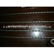 Barre carrée en acier à haute résistance