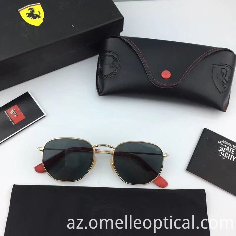 Oval Eye Sunglasses