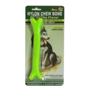 Vanilla Scent Large Hard Nylon Dog Chew Toy