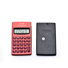 8 Digit Portable Calculator for Kids