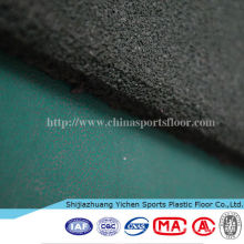 colorful floor safe rubber mat/indoor basketball courts rubber flooring for children