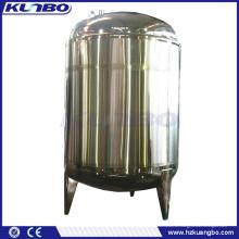 KUNBO doppelwandiger isolierter vertikaler Milchkühlungs-Vorratsbehälter