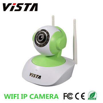 720P Wireless Pan Tilt Camera Two-Way Audio IP Camera