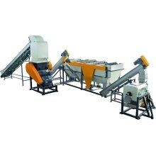 Purui Plastic PP, PE Film Washing Line Washing Machine