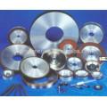 Irregular polishing grease and sand wheel