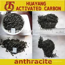 Heißer Verkauf Anthrazitkohle / CA / Gas Calcined Anthrazitkohle