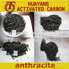 Venda quente de carvão antracite / CA / Gás Calcinado Carvão antracite