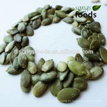 China que planta las semillas de calabaza