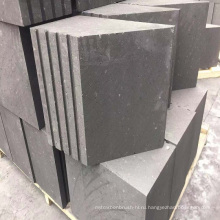Изостропный / изостатический графитовый блок для изготовления угольной щетки