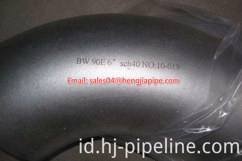 bw pipe elbow