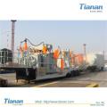 Notstromversorgung / Verteilung Bewegliche Transformatorstation / 35kv ~ 132kv Vorgefertigte Mobilstation