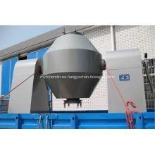 Máquina secadora de vacío rotativa cónica de doble serie Szg para productos intermedios farmacéuticos