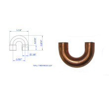 Детали кондиционера Copper U Bend