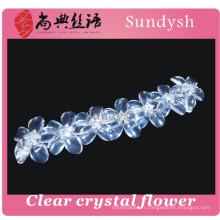 Cristal réglable nouvelle arrivée gros gros jewerly Mesdames haute tendance dernier style multi-chaîne qualité bracelet de mode 2014