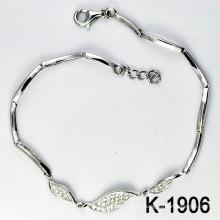 El micro de la plata de la manera pavimenta la joyería del ajuste de la CZ (K-1906. JPG)