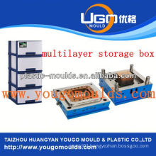 plastic box mold plastic container injection mould