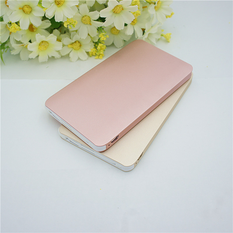 Ultra Thin Card Power Bank