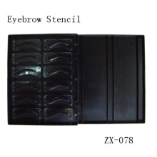 Eyebrow Shape Design Stencil (ZX-078)