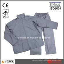 Wholesale Workwear Cheap Rainsuit Mens Rainwear with PVC