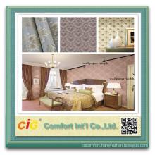 New Design No Joint Wallpaper Fabric walls paper