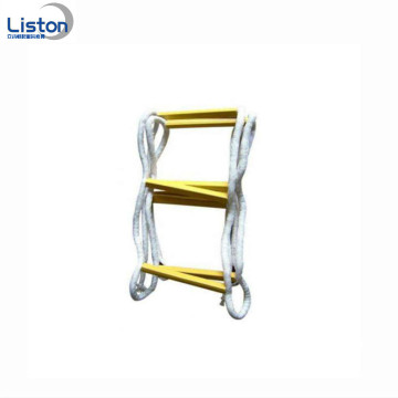 Nylon Emergency Folding Fire Escape Touwladder