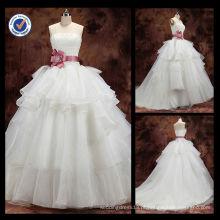 Fábrica da China Atacado vestido de noiva barato dresse de noiva de alta qualidade 2016