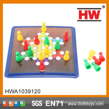 Hot Sale Cheap Kids Educational Board Game Plastic Checker Pieces