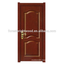 Classic Design For Simple Style Professional Factory Melamine Board Molded Door