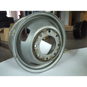 Dual Steel Wheel 17X6.5