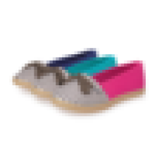 2016 Fabrik Preis TPR allein Frauen Falt Schuh Espadrille