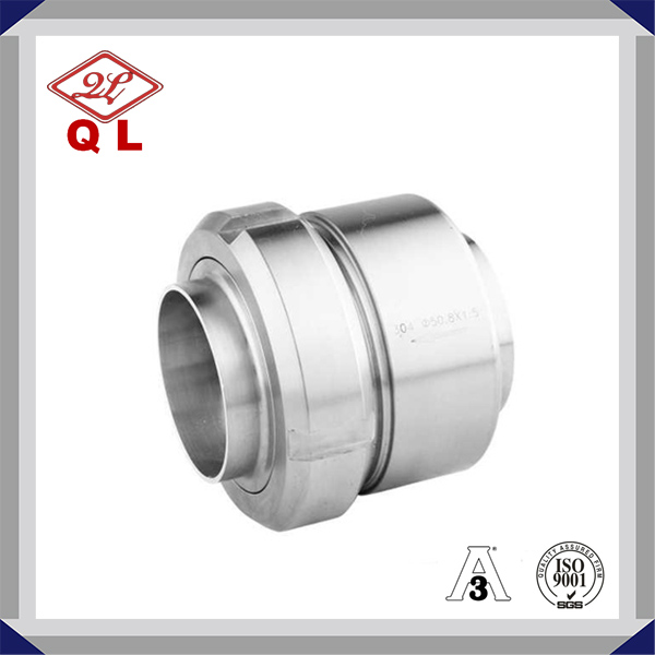 Union Type Nrv Sanitary Check Valve