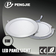 6W LED 120X120 Ceiling Panel Light for Indoor with CE