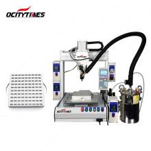 Ocitytimes F1 Fast speed automatic capsule filling machine cbd vape cartridge filler
