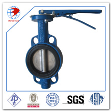 Medium Temperature Ductile Iron Wafer Butterfly Valve