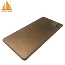 Copper Brushed Aluminum Composite Panel