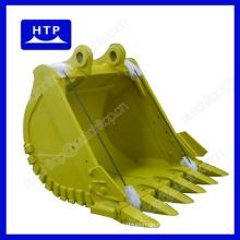 Hoher haltbarer Bagger-Eimer für Caterpillar 330 Volumen 1.7m3 Maschinerie