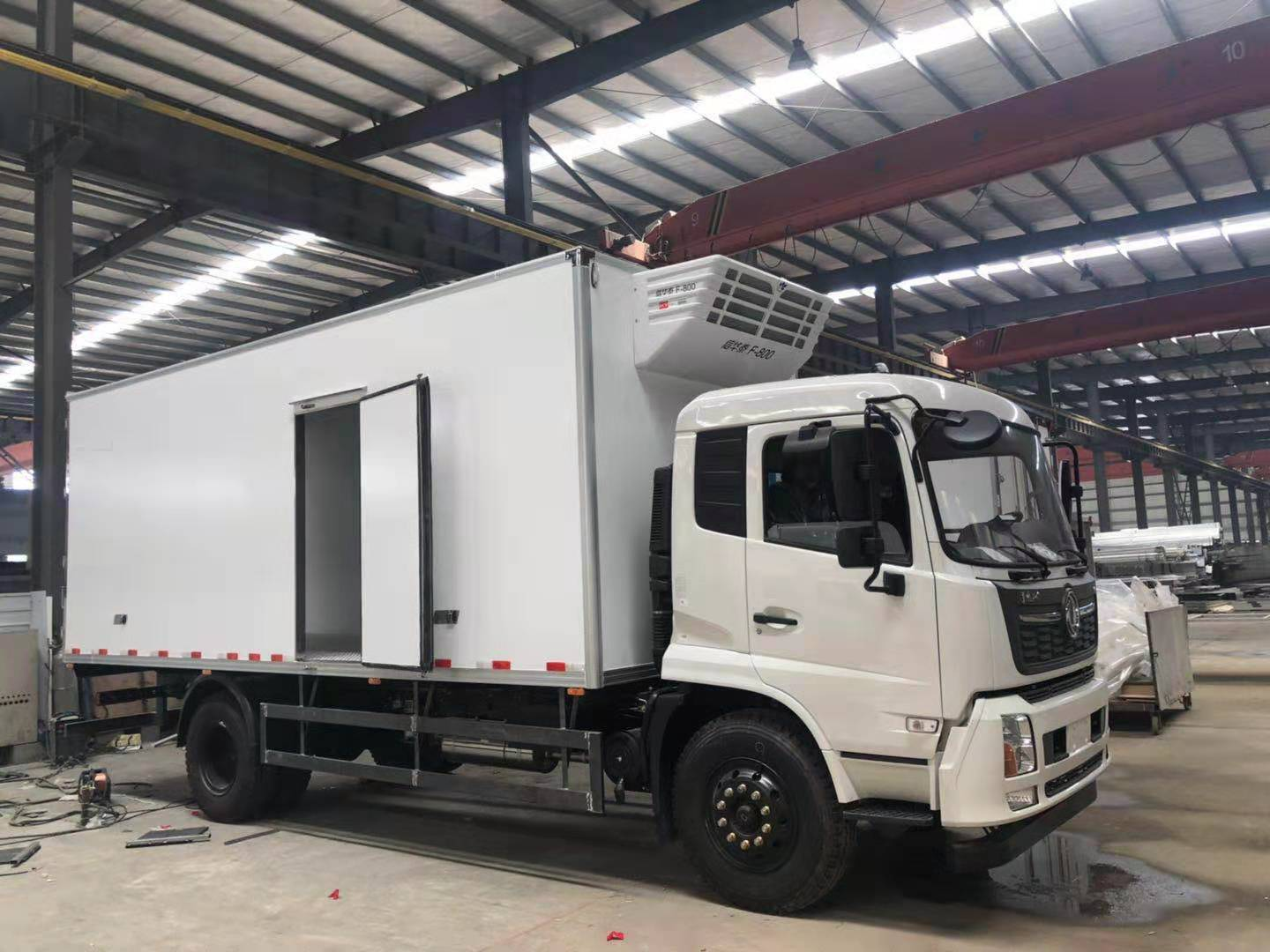 Refrigeration equipment for truck