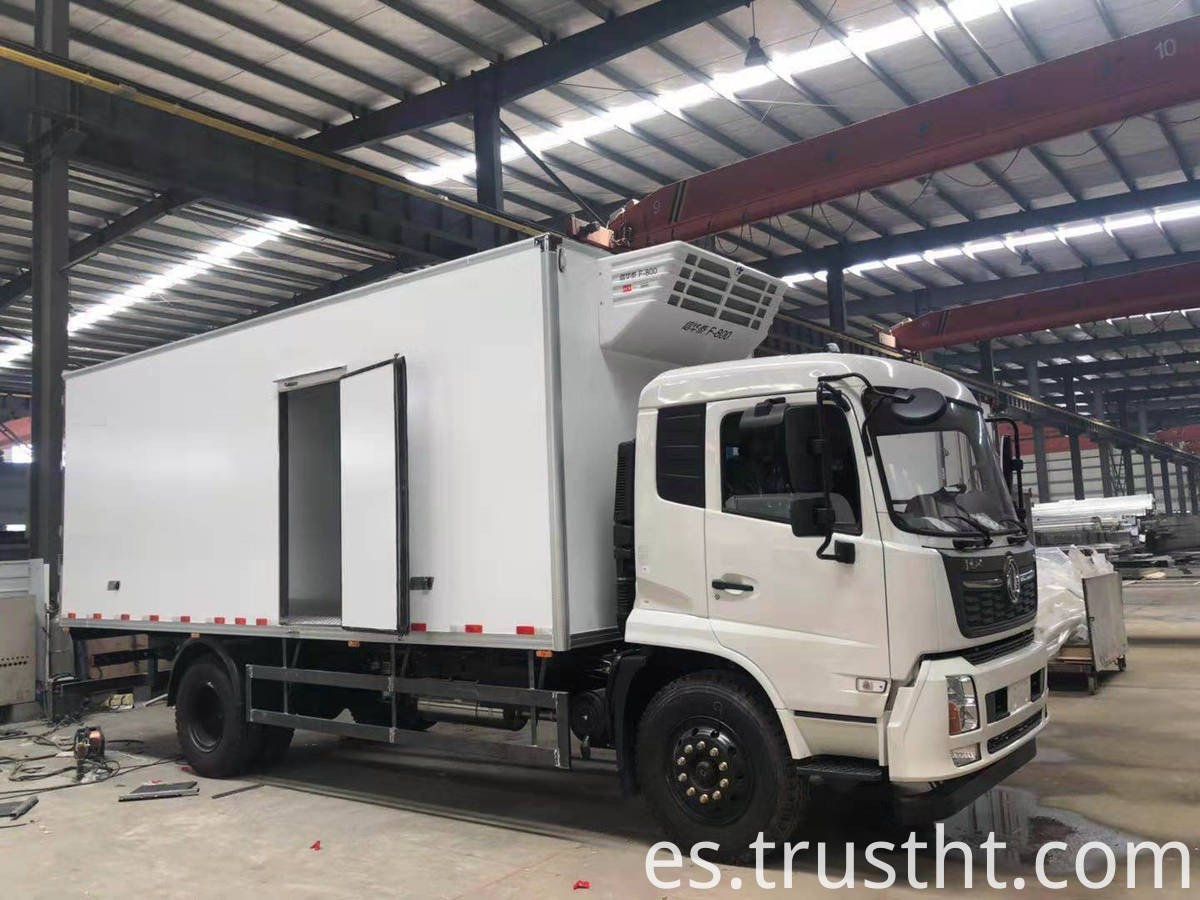 Refrigeration Unit For Truck box