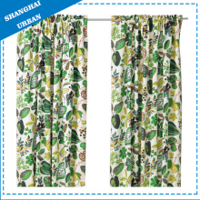 Home Textile 100% rideaux de fenêtre en lin