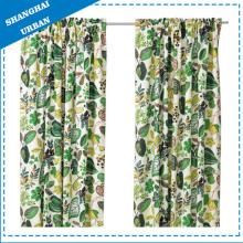 Home Textile 100% Linen cortinas de janela