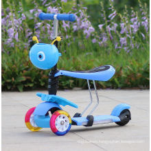 3 Wheels Kick Scooter Kids Child Toddler Toy Outdoor