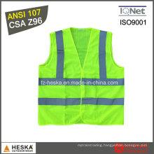 Reflective Rwork Safety Hi-Vis Security Vest