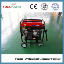 4kVA Single Phase Power Gasoline Generator Set for Hot Sale